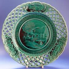 Green Earthenware Date-Lined Ceramics (c.1840-c.1900)