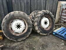 Ford 3910 Tractor 8 Stud Rear Wheels