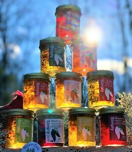 Raspberry Jalapeno Hot Pepper Jam Jelly >Family owned in Litchfield County CT