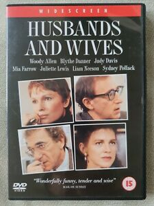 Husbands And Wives: Woody Allen (DVD REGION 2, 1992/2003)