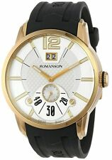Romanson Men's Modern Swiss Quartz Big Date Luminous Hands TL9213MM1GAS1G