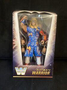 WWE WrestleMania 12 Ringside Exclusive The Ultimate Warrior Mattel Elite Figure