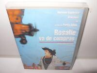 rosalie va de compras - adlon - dvd