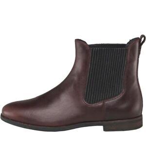 UGG Womens Joey Chelsea Boots Cordovan - size UK 5