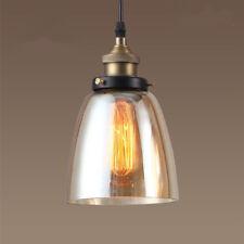 Glass Pendant Light Kitchen Lamp Bar Modern Ceiling Lights Chandelier Lighting