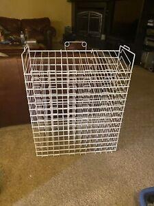 Metal Paper Slot Rack