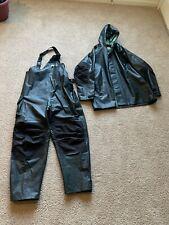 Cabelas Outdoor Gear Rain Coat Hooded Jacket Cape Waterproof Green Size Large