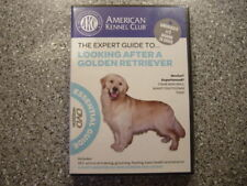 Dog Training DVD - Best How To: LOOKING AFTER A GOLDEN RETRIEVER  [G128]