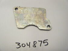 OMC NEW OEM PLATE       PART NUMBER 304875