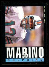 1985 TOPPS #314 DAN MARINO DOLPHINS NM/MT D024846
