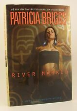 PATRICIA BRIGGS River Marked 1st/1st HB/DJ