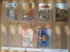 6 Phone Cards Pfanni Series 1-4 Full Ungebracht+2 Extra