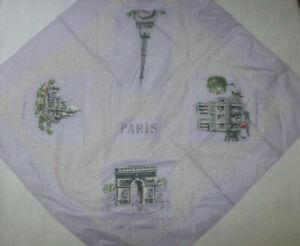 Paris Scarf - Vintage