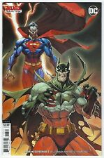 Batman Superman # 3 Dceased Variant Cover NM DC
