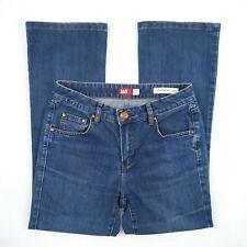 JAG High Rise Boot Cut Blue Stretch Denim Jeans Women's Size 9 - #JWZ1747