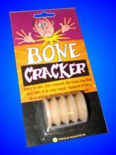 BONE CRACKER Neck Joke Gag Magic Trick Sound Prop Crack Toy Head Prank Gimmick