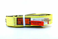 Ee2-902 X6Ft Cut Slip Resistant Nylon Lifting Sling Strap 2 Inch 2 Ply 6 Foot