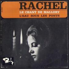 """EUROVISION 45T SP RACHEL """"Le Chant de Mallory"""" Chanson Sélection EUROVISION 1964"""
