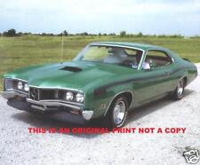1971 MERCURY CYCLONE SPOILER COMPLETE STRIPE KIT