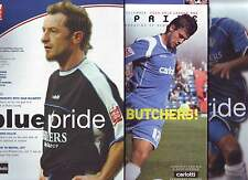 OLDHAM V PORT VALE, BOLTON & WALSALL 2005 QUALITY at ULTRA CHEAP PRICES! VGC