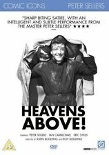 Heavens Above - DVD Region 2