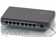 HP / 3Com Gigabit Switch 8 Port 10/100/1000 LAN Switch - 3CGSU08A / JD87A