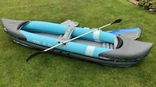 Crane Two Person Inflatable Kayak With Oar - New Boxed.