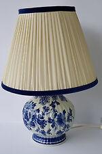 Joost Thooft De Porceleyne Fles Lampe große Tischlampe 1962