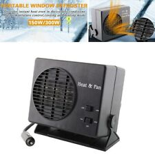 2in1 Heating/Cooling Function Car Heater Fast Heating Defrost 12V 300W Heater