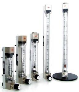 MPB Industries Series 1200 Standard O2 Variable Area (VA) Flowmeter