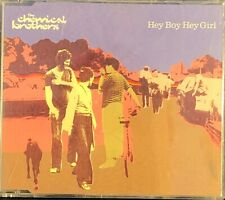 The Chemical Brothers - Hey Boy Hey Girl 3 Track CD Single