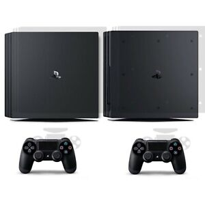 Transparent Clear Skin Sticker Cover for Sony PS4 Pro PlayStation 4 Pro