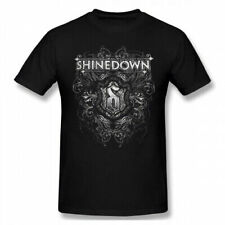 Men's Shinedown Tour 2015 Logo Short Sleeve T Shirt