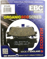 KYMCO DOWNTOWN / SUPERDINK 125i 2009 - 2014 EBC REAR Disc Brake Pads SFA498