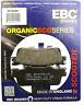 KYMCO DOWNTOWN / SUPERDINK 125i 2009 - 2014 EBC REAR Disc Brake Pads SFA498
