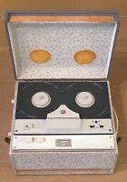 Vintage Ekco Reel To Reel Tape Recorder - Open Reel Tape Player