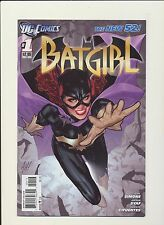 Batgirl i#1! 3rd Print Gail Simone DC New 52 Adam Hughes! SEE SCANS and PICS!