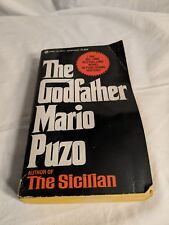 The Godfather Mario Puzo Book