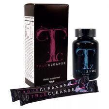 Truezyme  30 Day Detox - Powerful Enzymes -Free Shipping