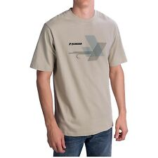 Sage Graphic Fly Fishing Short Sleeve T Shirt - Choose Size - Khaki Color - NEW!