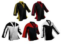 Karate Taekwondo  Demo Team Jackets Gi Freestyle Competition  Martial Arts Tops