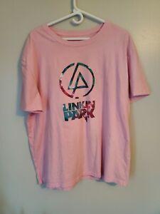 Linkin Park Logo Shirt Chester Bennington Size XL