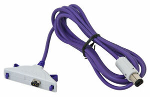 Nintendo Gameboy Advance GBA to Gamecube Link Cable Adapter Wii Console