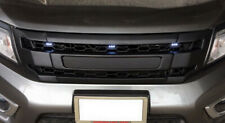 FRONT GRILL V.2 WITH LED LIGHT FOR NISSAN FRONTIER NAVARA NP300 2014-