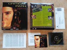 CRITICAL PATH    PC  WIN 3.1   englisch  USK 18 #
