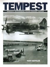 NEW Dalrymple & Verdun Hawker Tempest Hawker's Outstanding Piston-Engined Fighte