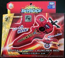 Takara Tomy Beyblade Burst Parts B-94 Digital Sword Launcher Red Ver. New RARE