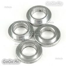 4 Pcs Feathering Shaft Spacer Collar For T-Rex Trex 450 V2 Helicopter