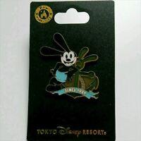 Lucky Rabbit Pin Badge Pins Oswald Tokyo Disney Resort Disney Sea Limited F/S