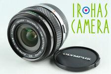 Olympus OM-System Zuiko MC Auto-W 24mm F/2.8 Lens #28852 F4